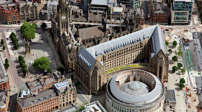 Manchester law firm DWF post-IPO trading 'strong' – Northern